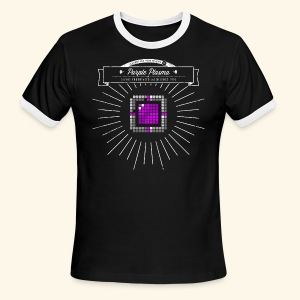 Essential Power-Ups Eight - Men's Ringer T-Shirt