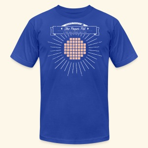 Essential Power-Ups One - Men's T-Shirt by American Apparel
