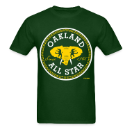 T-Shirts ~ Men's T-Shirt ~ Oakland All Star - Men's Tee