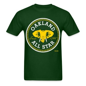 Oakland All Star - Men's Tee - Men's T-Shirt