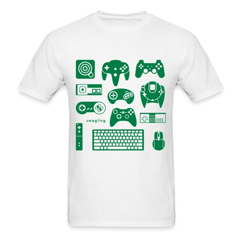 Button Masher - Men's T-Shirt