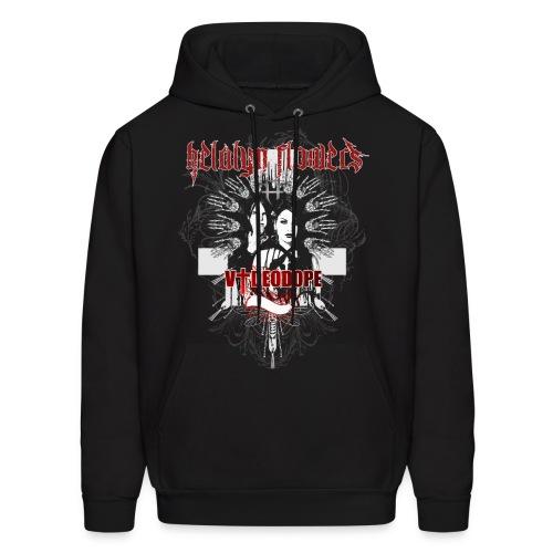 Videodope - Men's Hooded Sweatshirt - Men's Hoodie