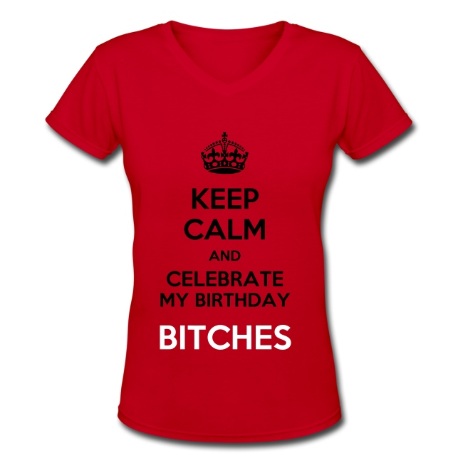 The Tamykka !! Keep Calm and Celebrate my bday bitches