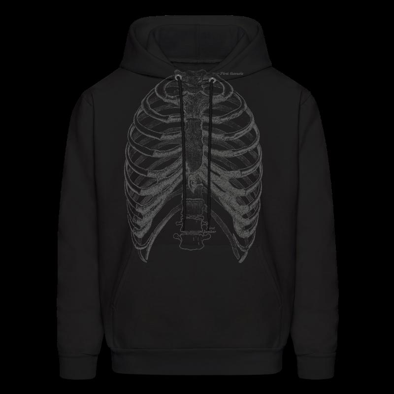 Skeleton Jack Hoodie - Men's Hoodie