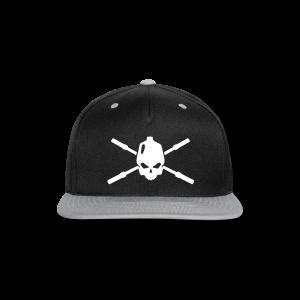 Skull Cap - Snap-back Baseball Cap