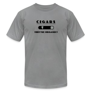Cigars - Men's T-Shirt by American Apparel