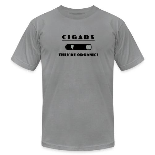 Cigars - Men's Fine Jersey T-Shirt