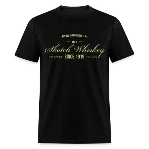 Skotch Whishey - Men's T-Shirt