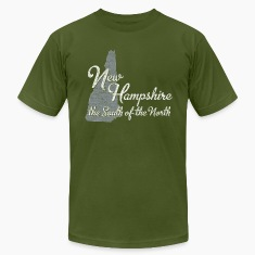 New Hampshire the South of the North T-Shirts