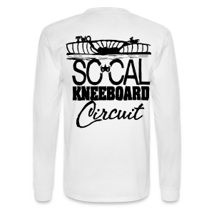 Season Two - L/S White Ltd. - Men's Long Sleeve T-Shirt