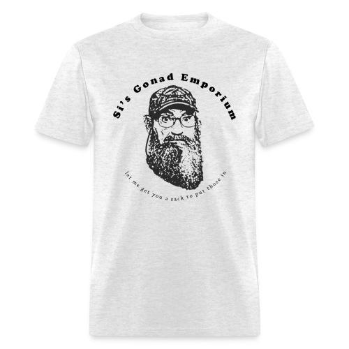 Si's Gonad Emporium - Mens - Men's T-Shirt