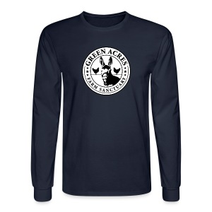 """Festus"" Long-Sleeve Shirt by Rick Hudock - Men's Long Sleeve T-Shirt"