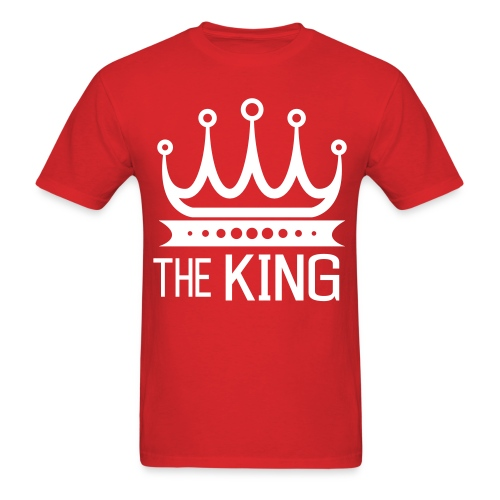 The King - Men's T-Shirt