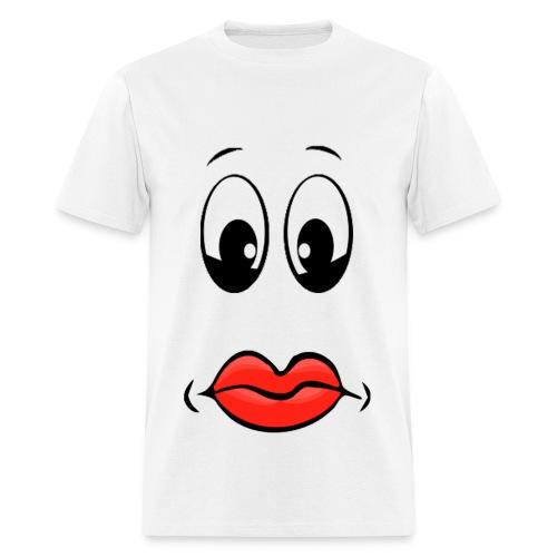 the oof face - Men's T-Shirt