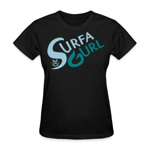 Surfa Gurl - Women's T-Shirt