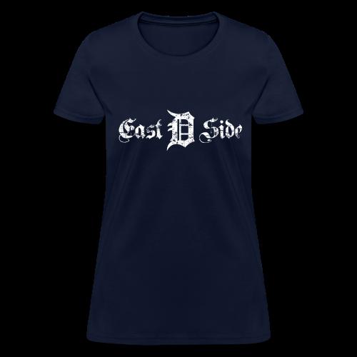 Eastside Detroit - Women's T-Shirt