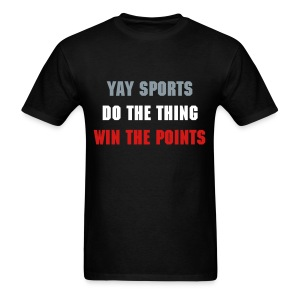 Passion for Sports - Men's T-Shirt