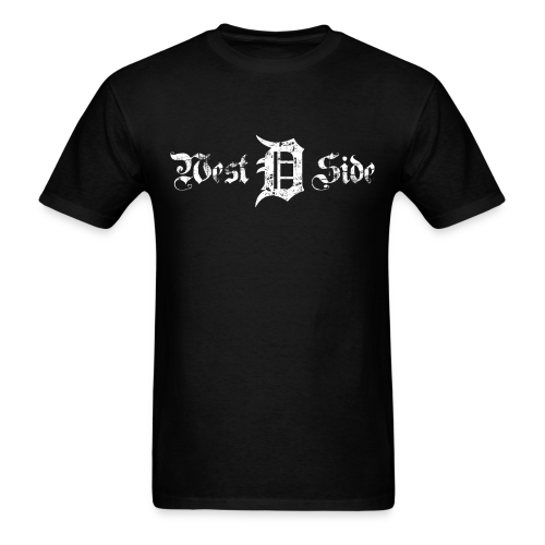 Westside Detroit - Men's T-Shirt