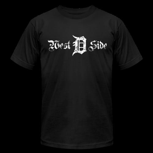 Westside Detroit - Men's  Jersey T-Shirt
