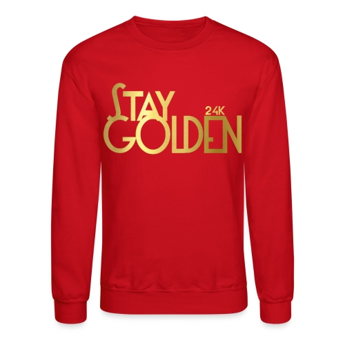 Stay Golden - Crewneck Sweatshirt