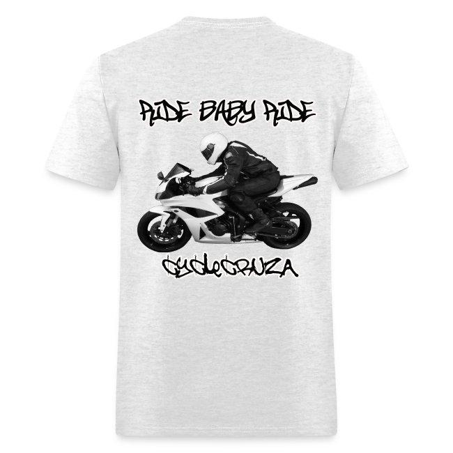 Graffiti Sport Bike Special Edition CycleCruza T-Shirt- All Colors!