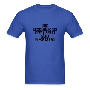 It's about expectations - Men's T-Shirt