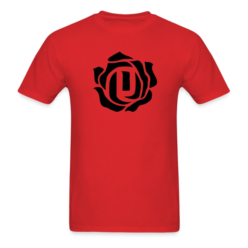 D Rose T Shirt Spreadshirt