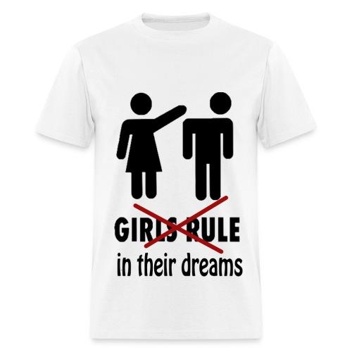 she wants it  - Men's T-Shirt