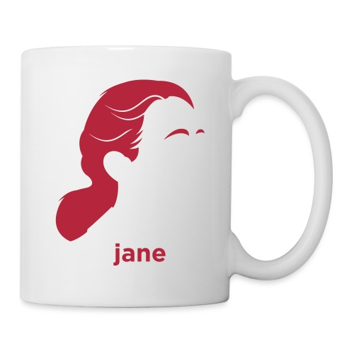[jane-goodall] - Coffee/Tea Mug