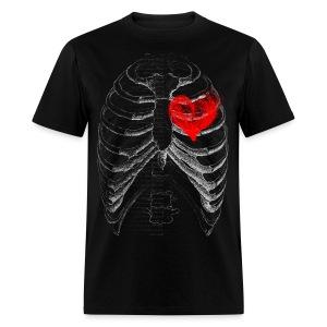 Heart Attack T-Shirt - Men's T-Shirt