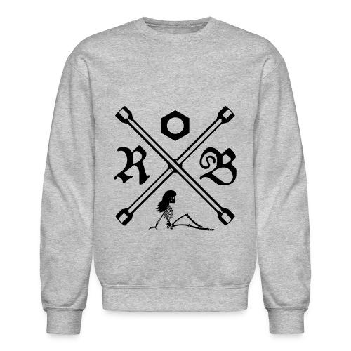 RxOxBx LOGO CREW - Crewneck Sweatshirt