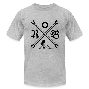 RxOxBx LOGO TEE - Men's T-Shirt by American Apparel