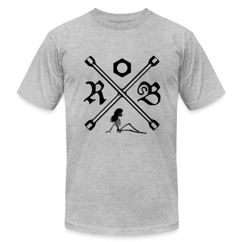 RxOxBx LOGO TEE - Men's Fine Jersey T-Shirt