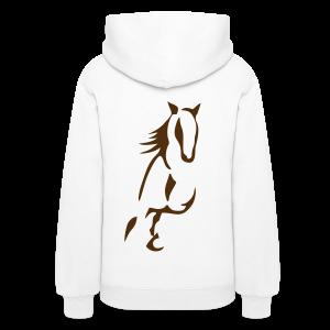 Runnin Free hoodie  - Women's Hoodie