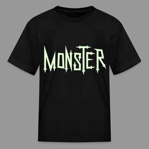 Monster - Kids' T-Shirt