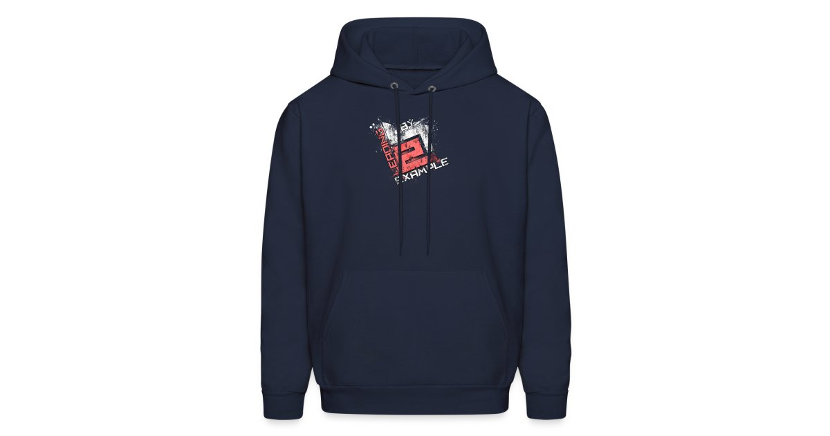 c08dc9d49c62 Leading By Example Hoodie