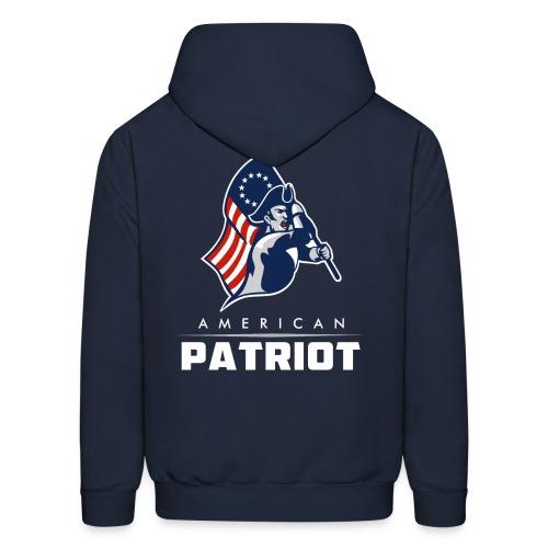 American Patriot  - Men's Hoodie