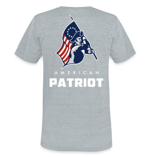 American Patriot  - Unisex Tri-Blend T-Shirt