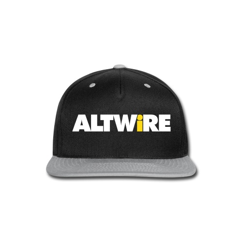 Altwire Snap-Back Baseball Cap - Snap-back Baseball Cap