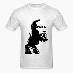 Jesus Profile T-Shirts