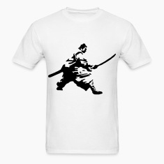 Samurai Sword T-Shirts