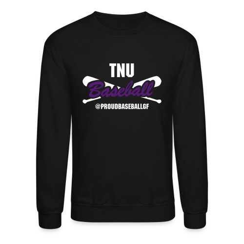 Crewneck Sweatshirt - Add # on back for $3.00 extra!