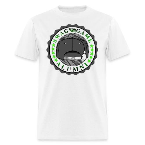 Green/grey/White/Black - Men's T-Shirt