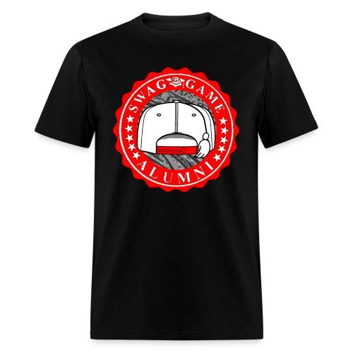 Red/White - Men's T-Shirt