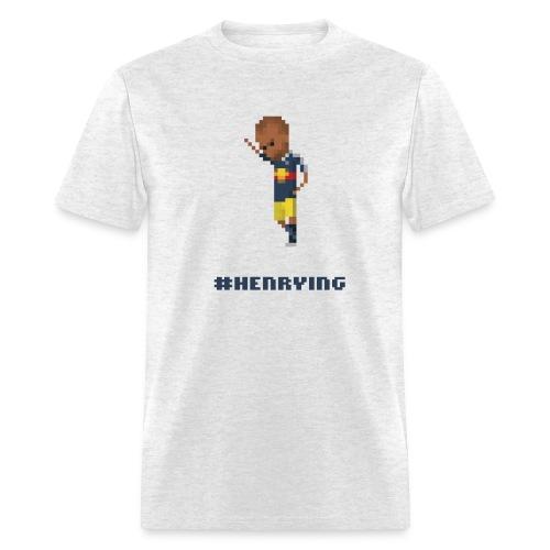 Men T-Shirt - #Henrying - Men's T-Shirt