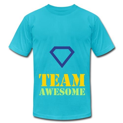Men's Fine Jersey T-Shirt - hi