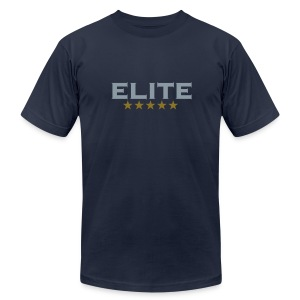 ELITE, 5 stars, For the Best of the Best! T-Shirts - Men's T-Shirt by American Apparel
