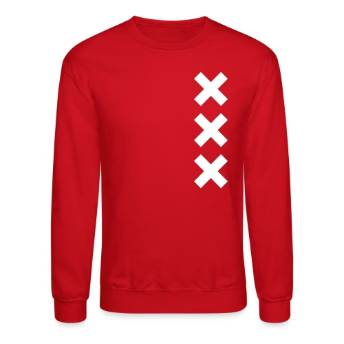 XXX JUICE Crewneck - Crewneck Sweatshirt