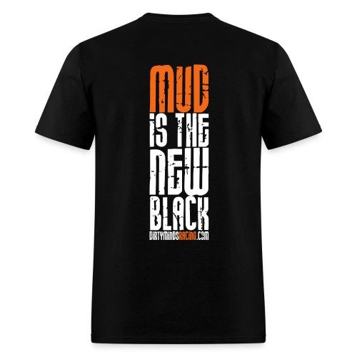 Mud is the New Black (men) - Men's T-Shirt