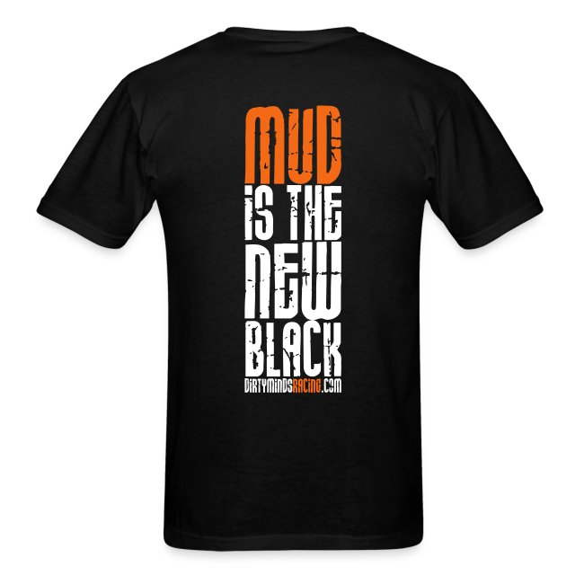 Mud is the New Black (men)